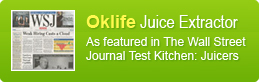 Oklife Juice Extractor