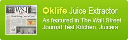 Oklife Juice Extractor